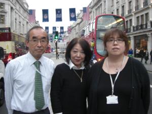 ロンドンオフィススタッフ写真