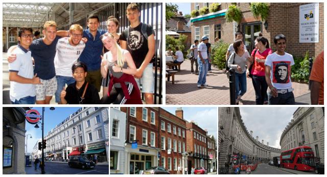 お客様の声写真 おすすめ学校写真 イギリス都市写真 5枚